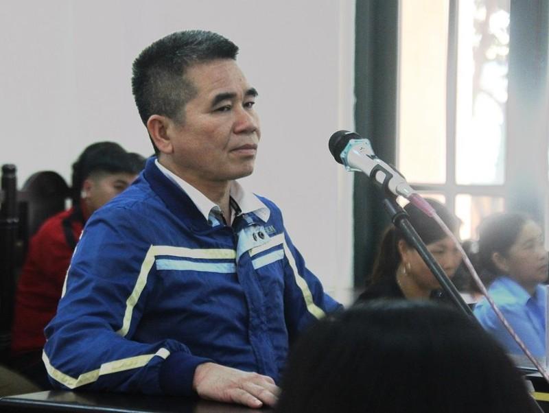Bảo vệ rừng kêu oan ở Bắc Giang bị phạt 3 năm tù - ảnh 1