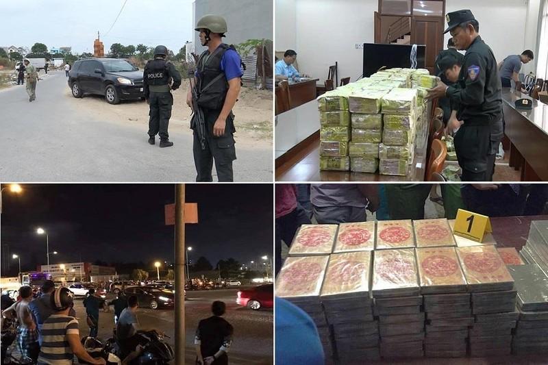 Các 'trùm' ma túy đang chuyển hoạt động vào phía Nam - ảnh 1