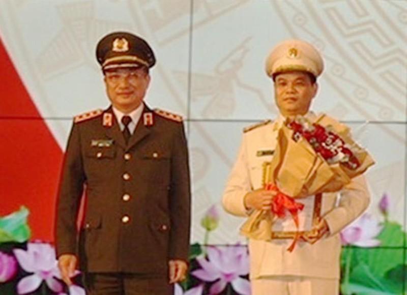 6 giám đốc công an tỉnh vừa được Bộ Công an bổ nhiệm - ảnh 5