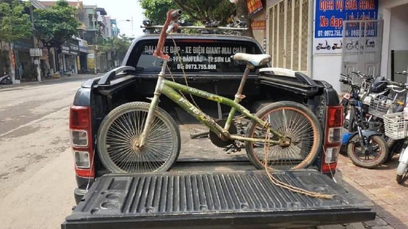 Chiếc xe đạp của cậu bé Sơn La được đấu giá 103 triệu - ảnh 2
