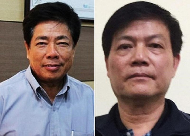 Truy tố 4 cựu lãnh đạo Vinashin chiếm đoạt 10 tỉ đồng - ảnh 1