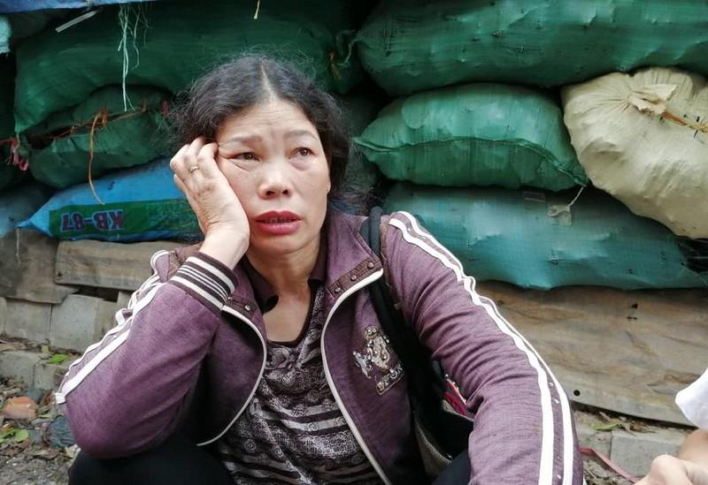 Người thân ngóng tin 8 nạn nhân vụ cháy kinh hoàng ở Hà Nội - ảnh 3
