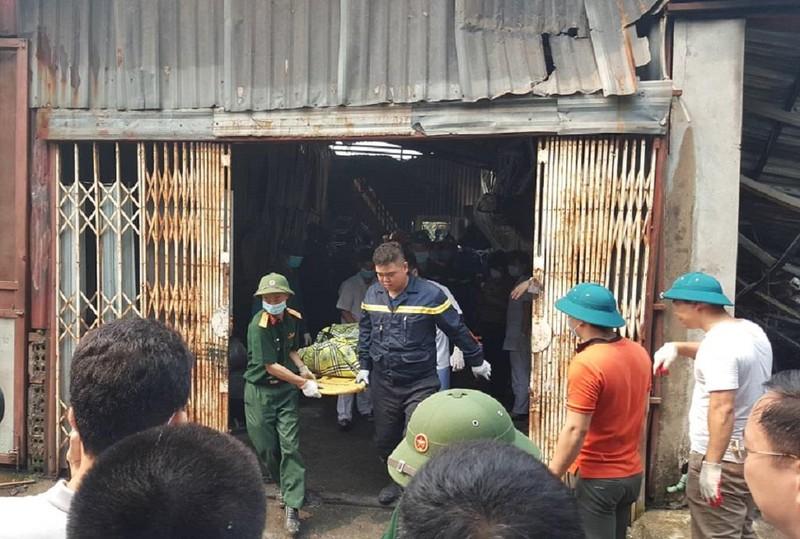 Chính phủ yêu cầu điều tra làm rõ vụ cháy làm 8 người chết - ảnh 1