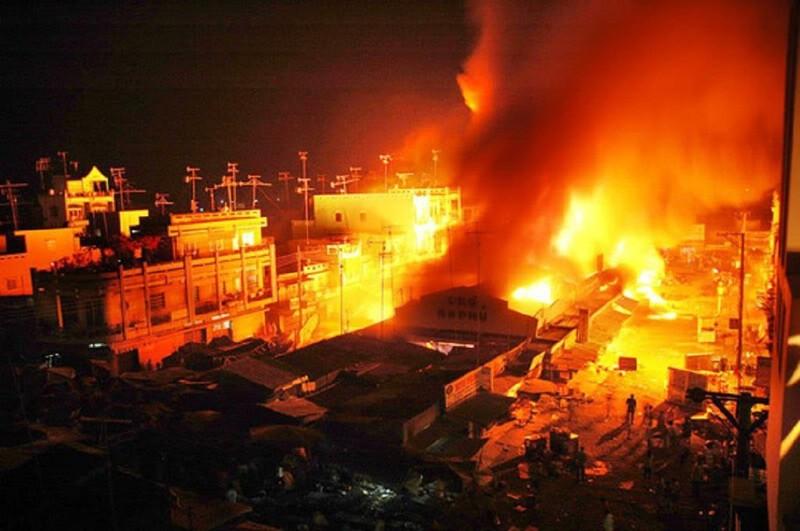 Nắng nóng gay gắt, Bộ Công an chỉ đạo khẩn về phòng cháy - ảnh 1