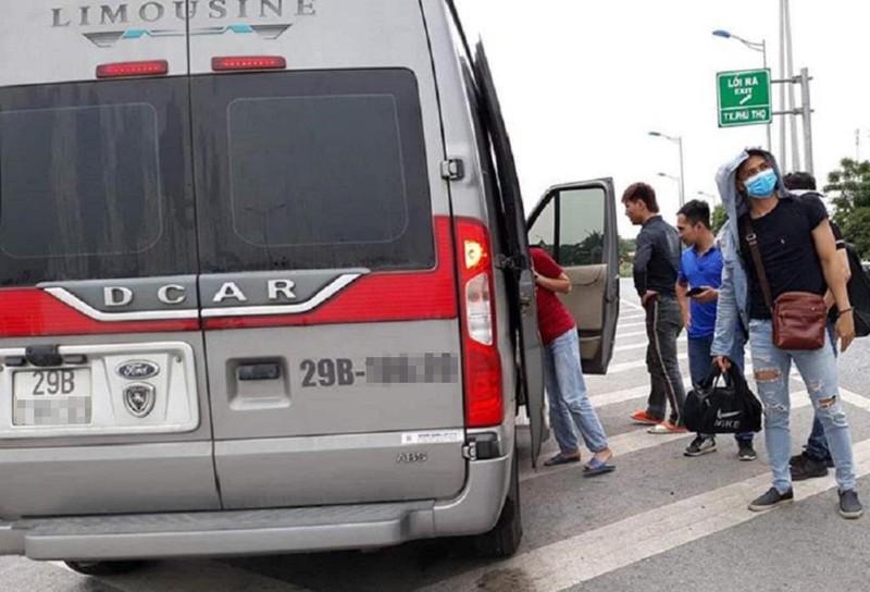 Hành khách tố bị nhà xe bỏ rơi giữa cao tốc khi về quê nghỉ lễ - ảnh 1