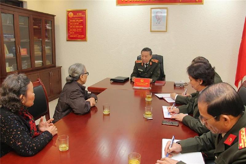 Bộ trưởng Tô Lâm sẽ tiếp công dân 3 lần trong năm nay - ảnh 2