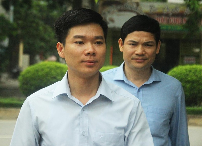 Hoàng Công Lương xuất hiện sau 4 tháng bị tuyên án tù - ảnh 1