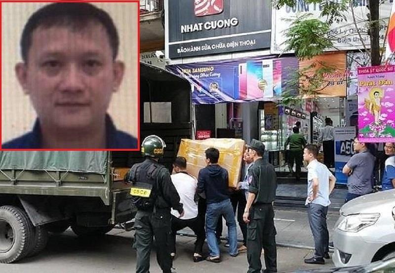 Bộ Công an truy nã ông chủ Nhật Cường Mobile Bùi Quang Huy - ảnh 1