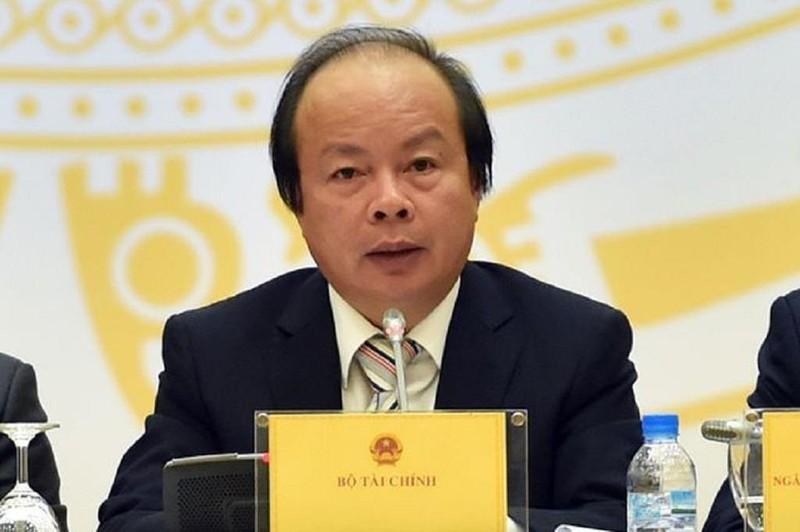 Vi phạm đạo đức, Thứ trưởng Huỳnh Quang Hải bị cảnh cáo - ảnh 1