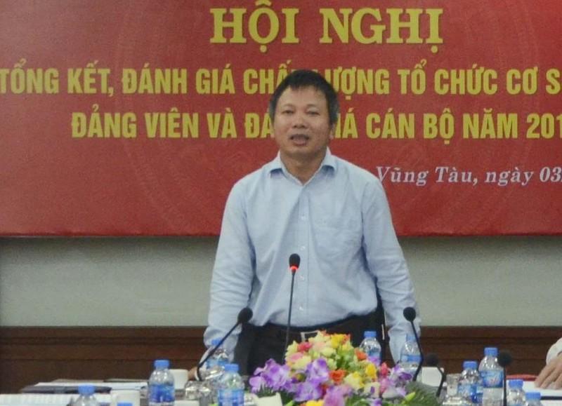 Bộ Công an khởi tố Chủ tịch Công ty PVC-IC Đỗ Văn Quang - ảnh 1