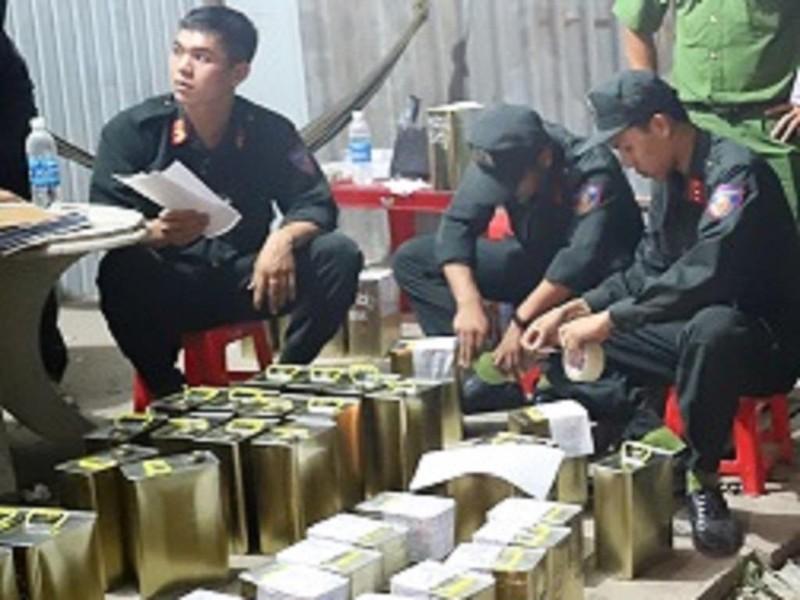 Bộ Công an thông tin về khởi tố 'đại gia' xăng giả Trịnh Sướng - ảnh 2