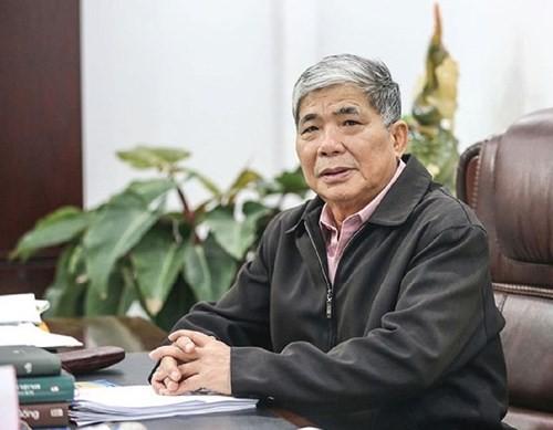 Công an thông tin việc khởi tố ông Lê Thanh Thản  - ảnh 1