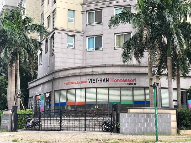 Sau vụ bé trai tử vong, Trường Gateway bỏ danh xưng quốc tế - ảnh 2