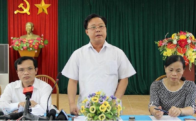 Thủ tướng kỷ luật phó chủ tịch tỉnh Sơn La vụ gian lận điểm - ảnh 1