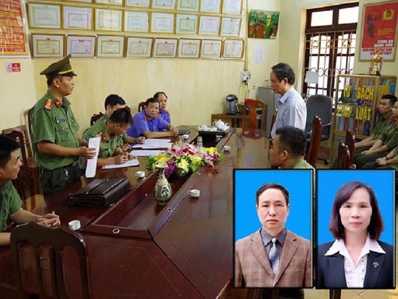Đề nghị xử phụ huynh có con em được nâng điểm ở Hà Giang - ảnh 1