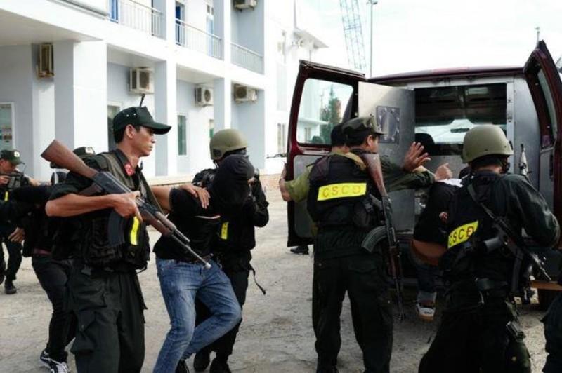 Hà Nội cấm đường để diễn tập chống khủng bố quy mô lớn - ảnh 1
