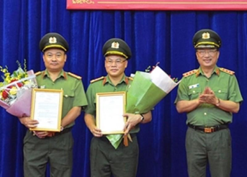 Bộ Công an có tân cục trưởng Cục Cảnh sát kinh tế - ảnh 1