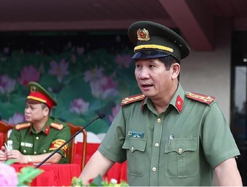 Cách chức giám đốc Công an Đồng Nai Huỳnh Tiến Mạnh - ảnh 1