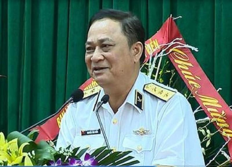 """Khởi tố đô đốc Nguyễn Văn Hiến vì liên quan đến Út """"trọc"""" - ảnh 1"""