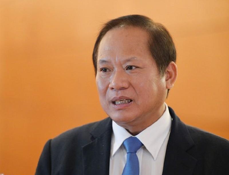 Ông Trương Minh Tuấn bị triệu tập trong phiên xử thuộc cấp - ảnh 1