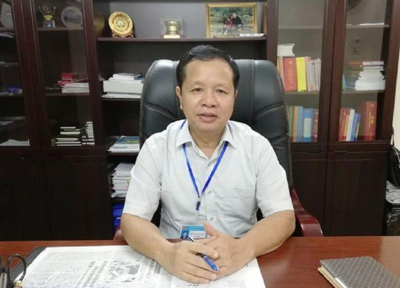 Giám đốc Sở GD&ĐT Hòa Bình bị cách chức - ảnh 1