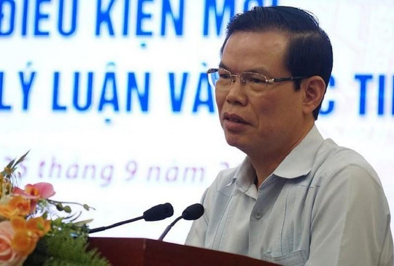 Đề nghị Bộ Chính trị xem xét kỷ luật ông Triệu Tài Vinh - ảnh 1
