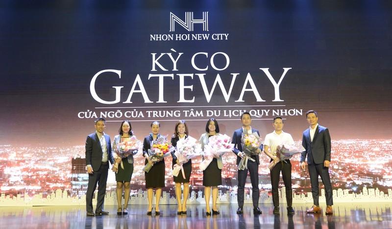 Đại tiệc tri ân nhân viên kinh doanh Nhơn Hội New City - ảnh 2