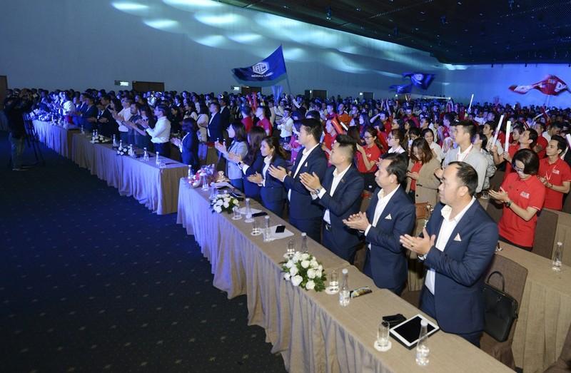 Đại tiệc tri ân nhân viên kinh doanh Nhơn Hội New City - ảnh 1