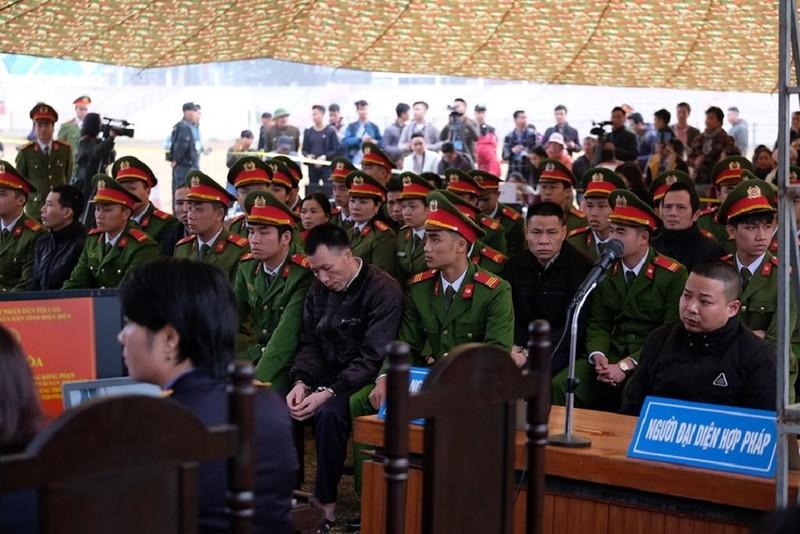 Đề nghị 6 án tử hình vụ nữ sinh giao gà ở Điện Biên bị sát hại - ảnh 1