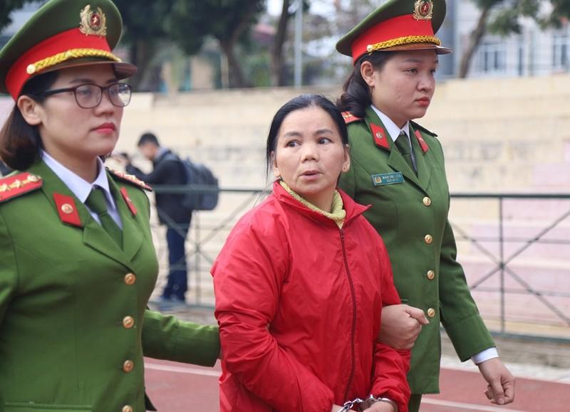 Đề nghị khởi tố thêm tội Bùi Thị Kim Thu, cả hội trường vỗ tay - ảnh 1