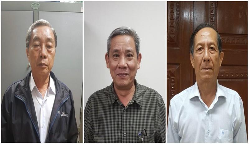 Bắt 2 cựu phó chánh VP, 1 cựu phó giám đốc ở TP.HCM - ảnh 1