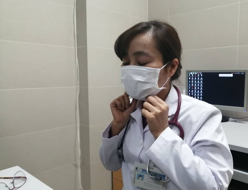 Bộ Y tế: Chỉ đeo khẩu trang y tế trong 3 trường hợp - ảnh 1