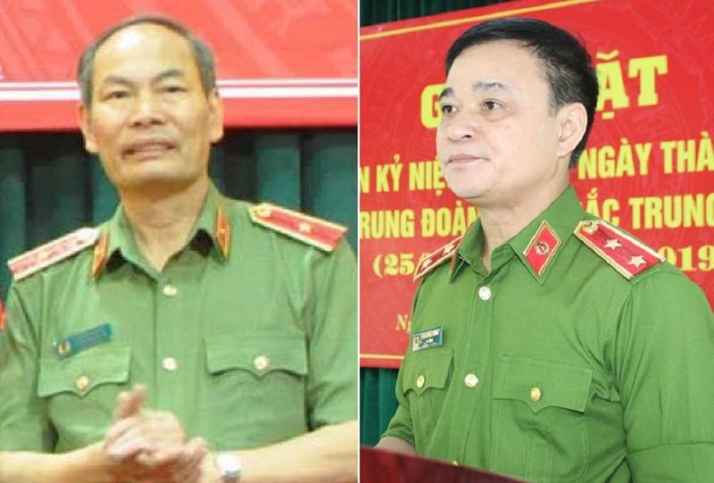 2 tướng công an được đề nghị phong anh hùng - ảnh 1