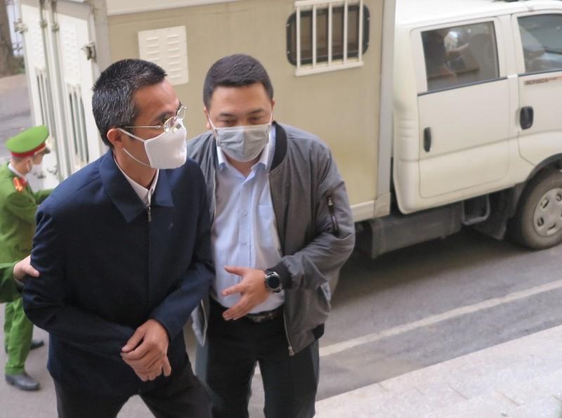 Ông Trương Minh Tuấn vắng mặt ở phiên xử thuộc cấp - ảnh 1