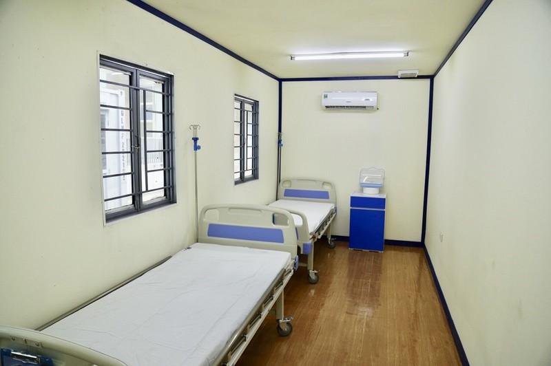 Bệnh viện chế container làm phòng cách ly chống COVID-19 - ảnh 3
