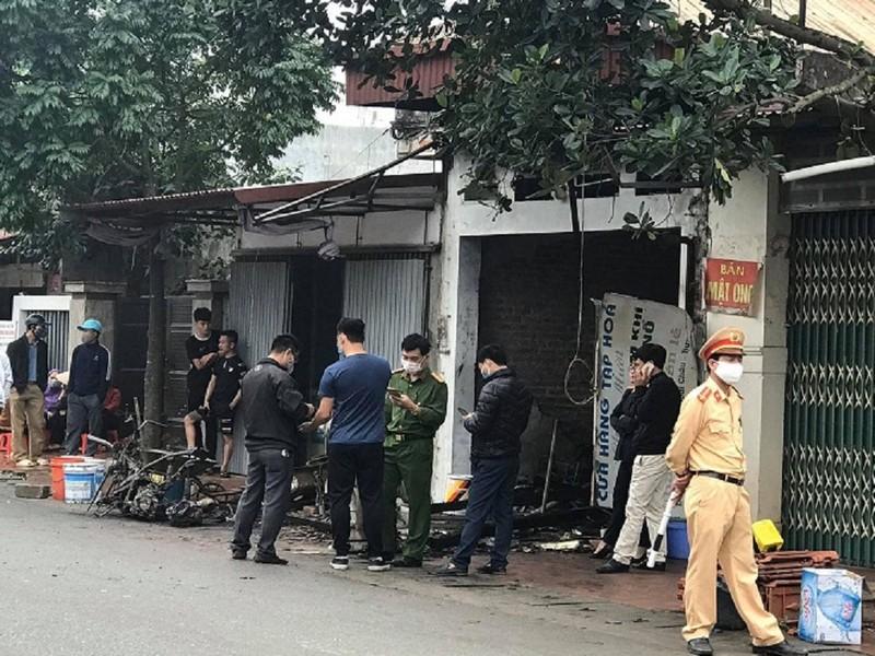 Công an Hưng Yên báo cáo vụ cháy khiến 3 người tử vong - ảnh 1