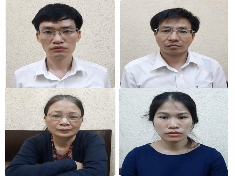 Bộ Công an bắt giam 3 cán bộ thuộc Tổng cục Hải quan - ảnh 1