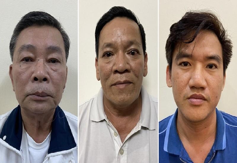 Bắt giam 3 lãnh đạo Công ty Thiên Phú vì dự án dân cư Hòa Lân - ảnh 1