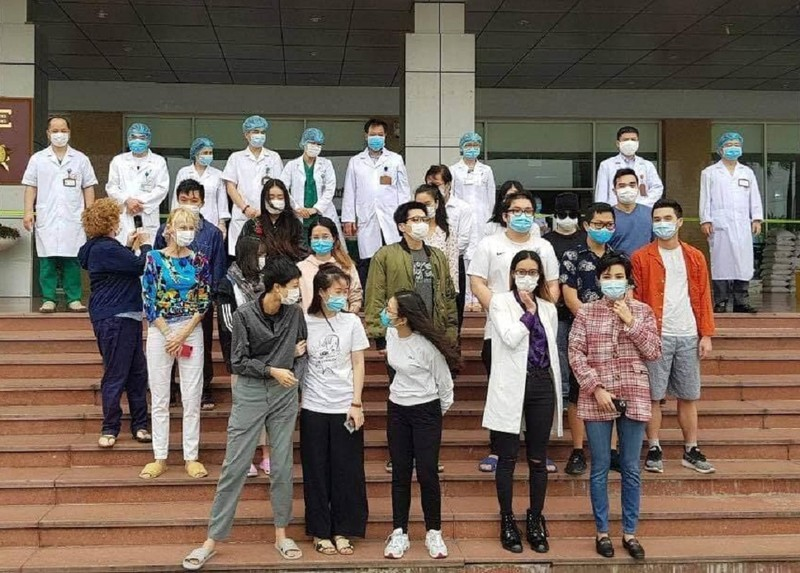 27 bệnh nhân COVID-19 khỏi bệnh, trong đó có ca số 17 - ảnh 1