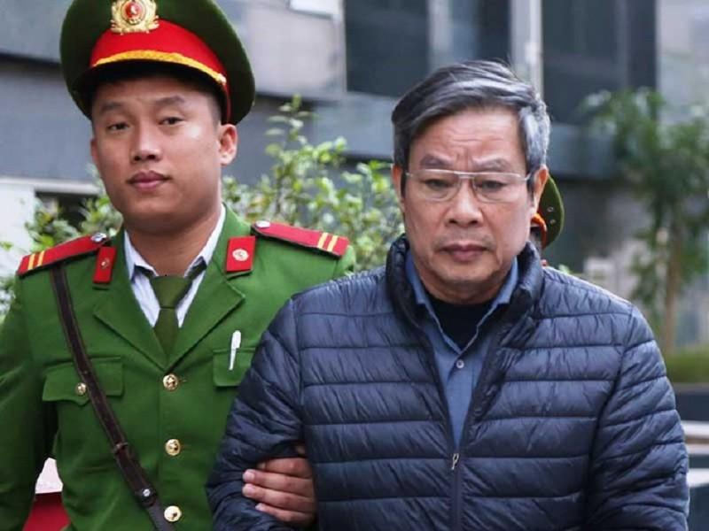 Hoãn xử phúc thẩm cựu bộ trưởng Nguyễn Bắc Son vì COVID-19 - ảnh 1
