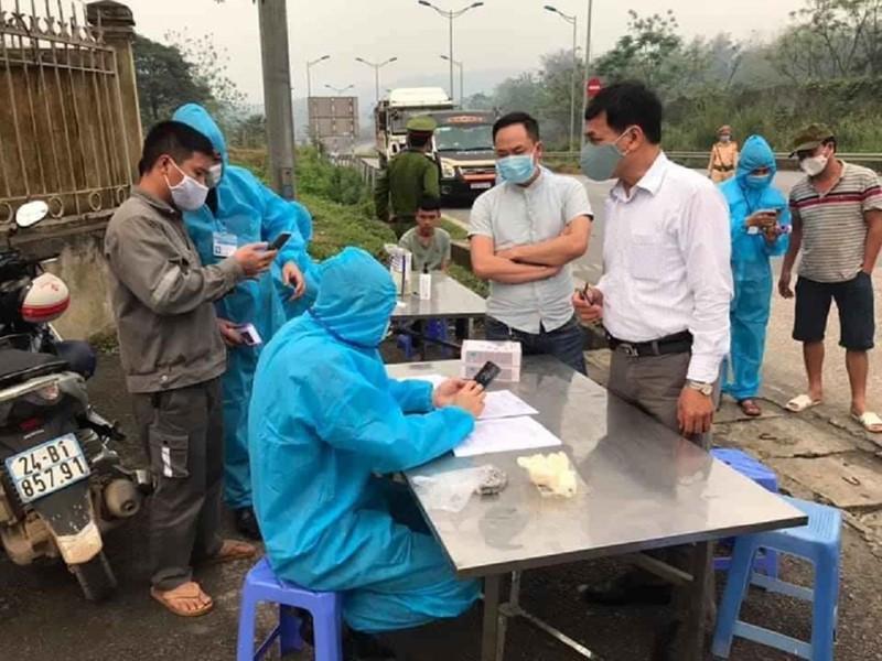 Lào Cai: Bất cứ ai từ Hà Nội về cũng phải cách ly 14 ngày - ảnh 1