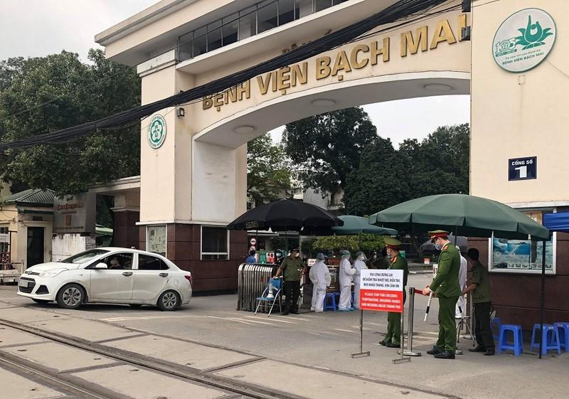 Hỏa tốc: Bộ Y tế hướng dẫn cách ly cả bệnh viện vì COVID-19 - ảnh 1