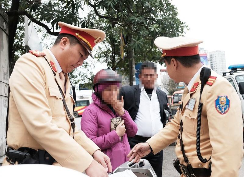 Bộ Công an đề xuất khi cho thuê, chủ xe phải báo với Cục CSGT - ảnh 1
