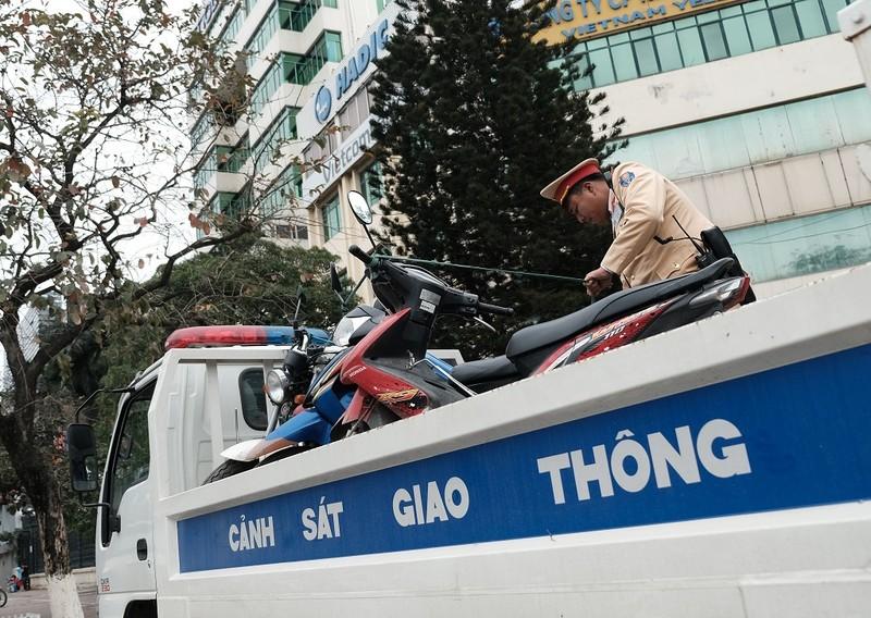 Cục CSGT cung cấp địa chỉ để dân phản ánh vi phạm giao thông - ảnh 1
