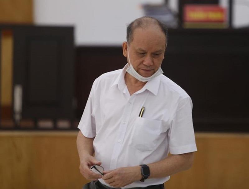 Cựu chủ tịch đề nghị tòa triệu tập chủ tịch UBND TP Đà Nẵng - ảnh 1