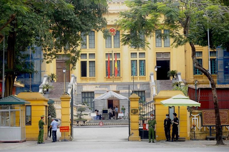 Mẹ tử tù Hồ Duy Hải hy vọng một phán quyết công bằng - ảnh 1