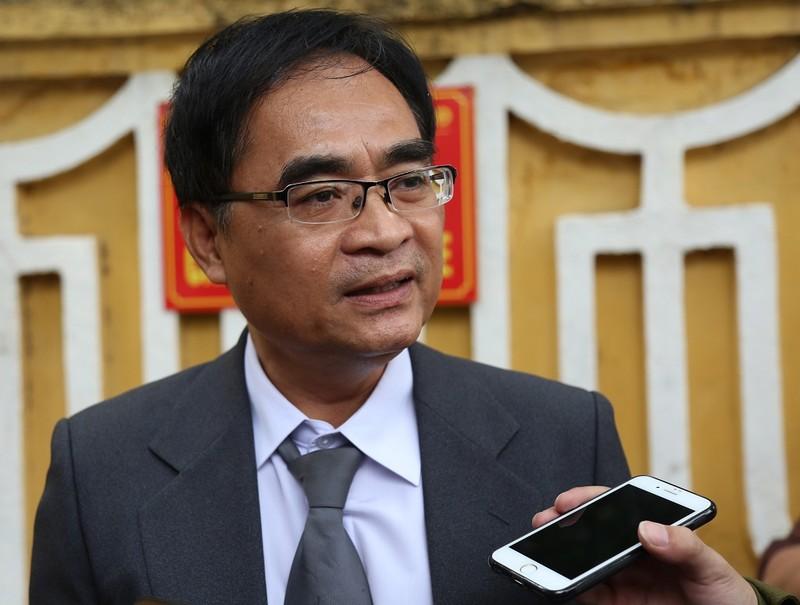 LS Trần Hồng Phong chỉ được tham dự 1 buổi phiên xử Hồ Duy Hải - ảnh 1