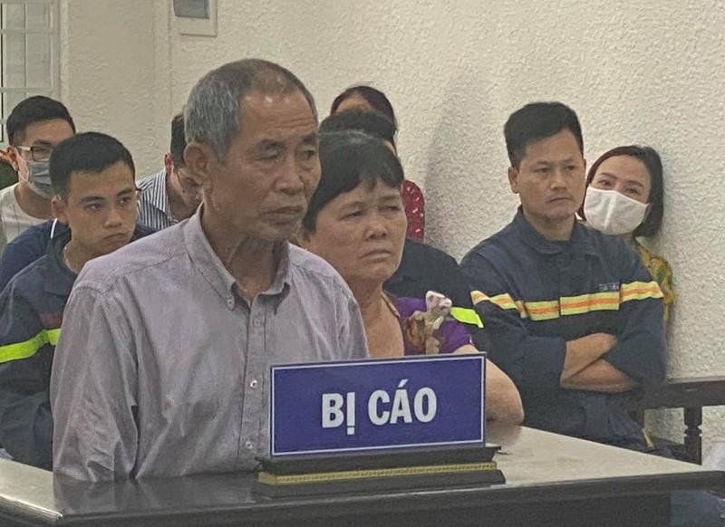 Giảm án 2 bị cáo vụ chống thi hành công vụ ồn ào ở Hà Nội - ảnh 1