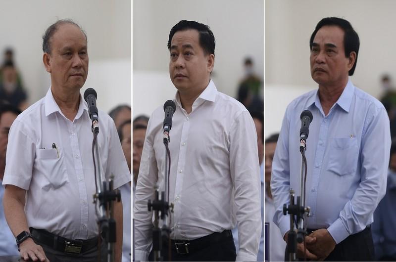 2 cựu chủ tịch Đà Nẵng và Phan Văn Anh Vũ nói lời sau cùng - ảnh 1