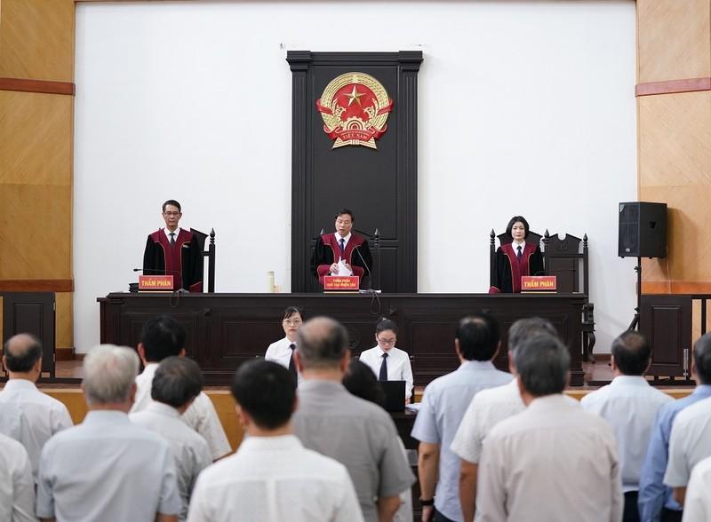 Y án Phan Văn Anh Vũ, bắt tạm giam 2 cựu chủ tịch Đà Nẵng  - ảnh 1